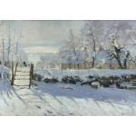 Grafika-T-00322 Claude Monet : La Pie, 1868-1869