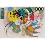 Grafika-T-00323 Vassily Kandinsky - Dominant Curve, 1936