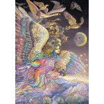 Grafika-T-00329 Josephine Wall - Ariel's Flight