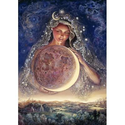 Grafika-T-00349 Josephine Wall - Moon Goddess