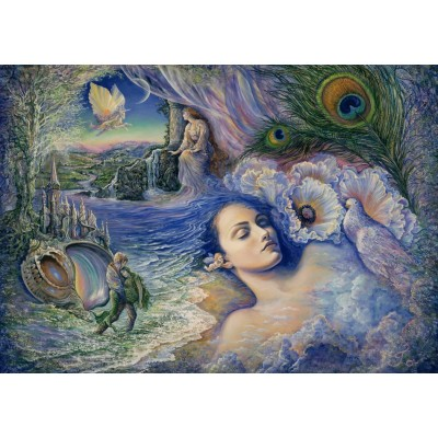 Grafika-T-00353 Josephine Wall - Whispered Dreams