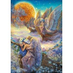 Grafika-T-00359 Josephine Wall - I Saw Three Ships