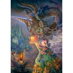 Grafika-T-00362 Josephine Wall - My Lady Unicorn