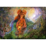 Grafika-T-00368 Josephine Wall - Lighting the Way