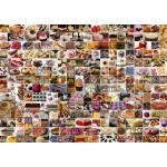 Grafika-T-00373 Collage - Gâteaux