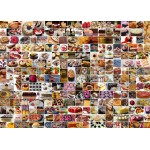 Grafika-T-00374 Collage - Gâteaux