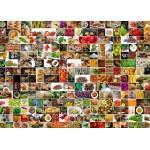 Grafika-T-00377 Couleurs dans la Cuisine