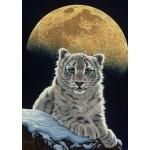 Grafika-T-00410 Schim Schimmel - Moon Leopard