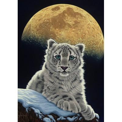 Grafika-T-00412 Schim Schimmel - Moon Leopard