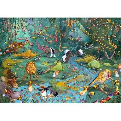 Grafika-T-00485 François Ruyer - Jungle