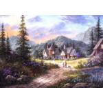 Grafika-T-00499 Dennis Lewan - Hills Of Bavaria