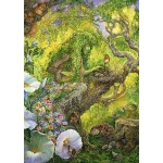 Grafika-T-00537 Josephine Wall - Forest Protector