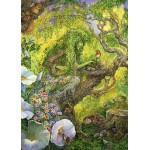 Grafika-T-00540 Josephine Wall - Forest Protector