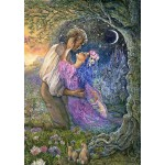 Grafika-T-00542 Josephine Wall - Love Between Dimensions