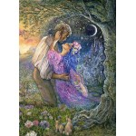 Grafika-T-00544 Josephine Wall - Love Between Dimensions