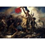 Grafika-T-00597 Eugène Delacroix - La Liberté guidant le Peuple, 1830