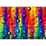 Grafika-T-00618 Bulles Multicolores