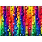 Grafika-T-00620 Bulles Multicolores