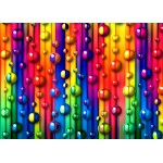 Grafika-T-00621 Bulles Multicolores