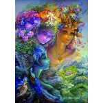 Grafika-T-00630 Josephine Wall - The Three Graces