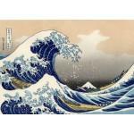 Grafika-T-00637 Hokusai - La Grande Vague de Kanagawa