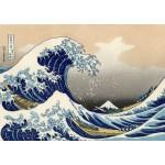 Grafika-T-00638 Hokusai - La Grande Vague de Kanagawa