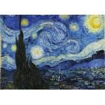 Grafika-T-00648 Vincent Van Gogh - La Nuit étoilée, 1889