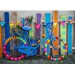 Grafika-T-00651 Mon Beau Vélo Coloré