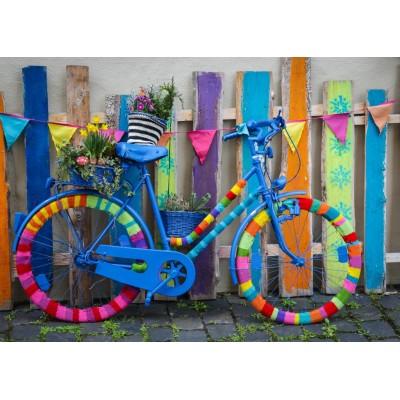 Grafika-T-00652 Mon Beau Vélo Coloré