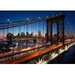 Grafika-T-00684 Brooklyn Bridge, Manhattan, New York