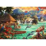Grafika-T-00710 Chuck Pinson - Island Life