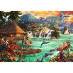 Grafika-T-00711 Chuck Pinson - Island Life