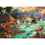 Grafika-T-00712 Chuck Pinson - Island Life