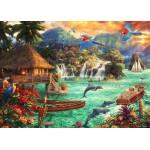 Grafika-T-00713 Chuck Pinson - Island Life