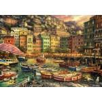 Grafika-T-00727 Chuck Pinson - Vibrance of Italy