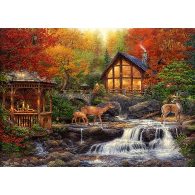 Grafika-T-00736 Chuck Pinson - The Colors of Life
