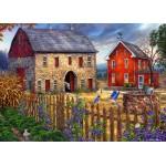 Grafika-T-00741 Chuck Pinson - The Bluebirds' Song