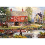 Grafika-T-00761 Chuck Pinson - Reflections On Country Living