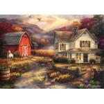 Grafika-T-00766 Chuck Pinson - Relaxing on the Farm