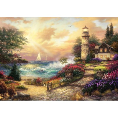 Grafika-T-00771 Chuck Pinson - Seaside Dreams