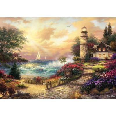 Grafika-T-00772 Chuck Pinson - Seaside Dreams