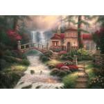 Grafika-T-00791 Chuck Pinson - Sierra River Falls