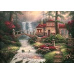 Grafika-T-00793 Chuck Pinson - Sierra River Falls