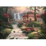 Grafika-T-00794 Chuck Pinson - Sierra River Falls