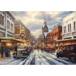 Grafika-T-00809 Chuck Pinson - The Warmth of Small Town Living