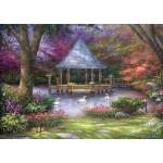 Grafika-T-00812 Chuck Pinson - Swan Pond