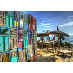 Grafika-T-00835 Windows on Paradise