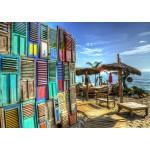 Grafika-T-00836 Windows on Paradise