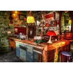 Grafika-T-00839 Ruin Bar in Budapest