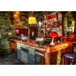 Grafika-T-00840 Ruin Bar in Budapest